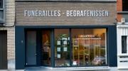 Funérailles Thielemans à Jette - Bruxelles